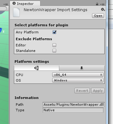 Newton Dynamics • View topic - Failed to load NewtonWrapper
